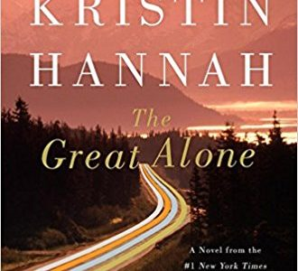 The great alone book rview cover