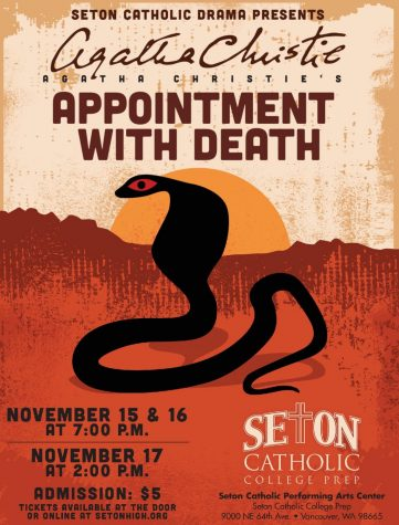 "Seton presents ""An Appointment With Death,"" a valuable learning experience"